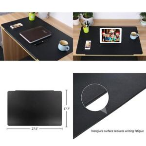 Executive Desk Pad Cover Office Furniture Protector Scratch Mat Large Durable