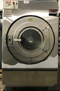 Cissell 100lb Washer used