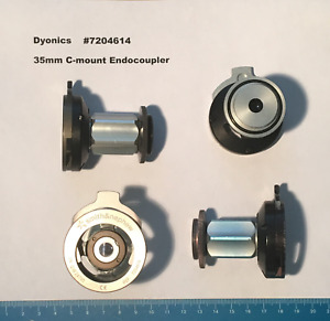 Smith Nephew Dyonics 7204614 35mm Focal Length Camera Head Endocoupler