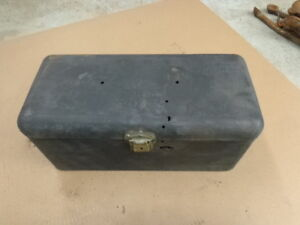 Model T Ford Accessory Tool Box With Brass Hardware Mt 2010