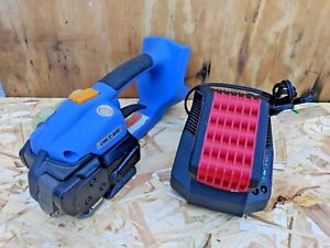 Orgapack Or t 400 Battery Operated 5 8 Strapping Tool With Charger