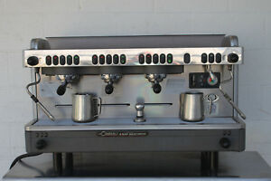 La Cimbali M29 Selectron 3 Group Espresso Machine W Dual Steam Wands