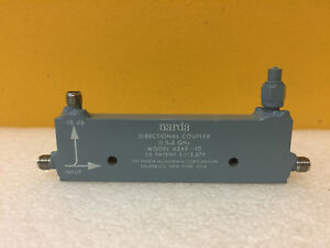 Narda 4242 10 10 Db 0 5 To 2 0 Ghz Directional Coupler