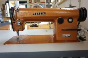 Juki Industrial Sewing Machine Dnl 415 Used Reduced
