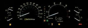 2000 2001 2002 Lexus Lx470 Gauge Speedometer Rebuilt Instrument Panel
