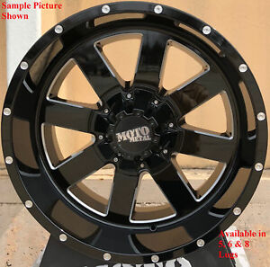 4 New 20 Wheels Rims For Ford F150 2012 2013 2014 2015 2016 2017 Raptor 2467