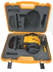 Johnson Acculine 40 6515 Self leveling Rotary Laser Level