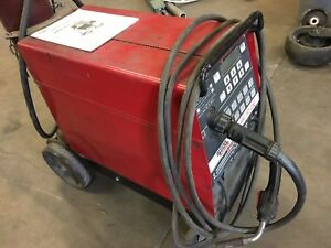 Lincoln Idealarc Sp 250 Mig Welder