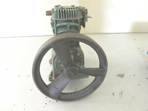 Speedaire Compressor Single Cylinder Pump With Cast Iron Pulley