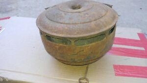 1948 To 1952 Ford V8 Air Cleaner Flathead V8 Ford Oil Bath Air Cleaner 2 F1 F2