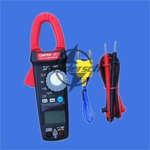 Center 251 Clamp Meter hvac Trms Small size Portable 600v 10a New