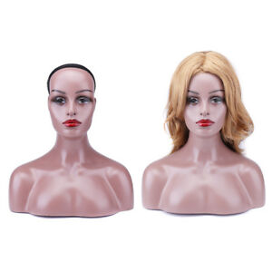 Mold Model Wig Show Fiberglass Mannequin Head Glasses Hat Glasses Display Stand