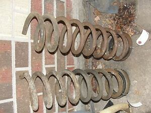 1969 Mercury Cougar Xr7 Eliminator 351w Coil Springs Ford Mustang Mach 1 70