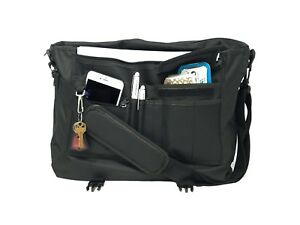 Impecgear Expandable Portfolio High Quality Polyester Adjustable W Strap