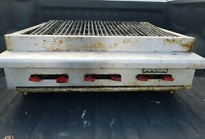 Imperial Range 36 Commercial Gas Charbroiler Grill restaurant Equipment
