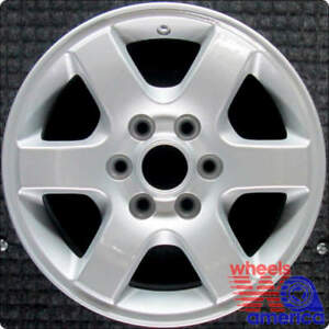 Ford Expedition All Silver W Lowered Center Cap Lip 17 Inch Oem Wheel 2007 20