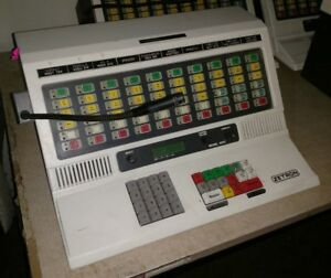 Zetron 4010 Police Fire Radio Dispatch Paging Console Station 901 9269