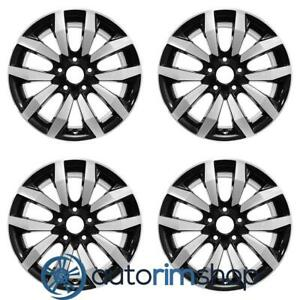 Honda Civic Civic Si 2009 2015 17 Factory Oem Wheels Rims Set