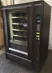 Frozen Or Cold Food Machine Guarantee Vend Sys 5 Mdb 60dayw National 455 Gpl Ap