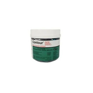 Kerr Dental 29963 Contour Caps Regular Set 1 Spill 50 jar
