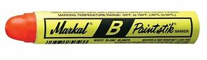 Markal B paintstik Red Solid Paint Ambient Surface Marker Write All Surfaces