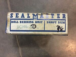 Seal Master Schb 30 1_7 8 Take up Bearing Stephens Adamstown Screw Conveyor