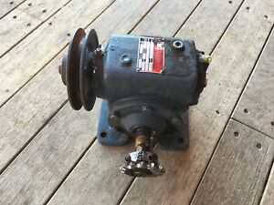 Winsmith Speed Reducer 3cl Radio 18 1