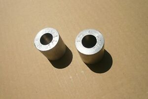 Hornady 366 (same size as PW) shot bushings 1 oz and 1-116 oz for #8 shot.