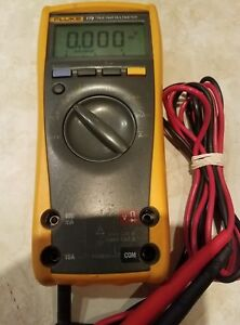 Fluke 179 True Rms Digital Multimeter