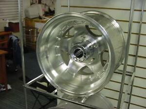 Ar23 15x10 Gmc Chevy Truck Wheels American Racing 5 On 5 Bp Clearcoated