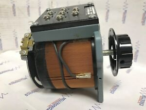 Powerstat 216cu Variable Transformer 240v 3 5 A 1 0 Kva