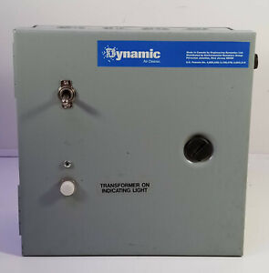 1 New Hoffman Ahe8x8x4 Cutout Box W Hammond Transformer Ph50jg make Offer