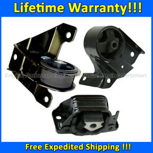 K2526 Motor Trans Mount For 1995 1999 Dodge plymouth Neon 2 0l Manual