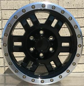 4 New 16 Wheels Rims For Tundra 2wd Tacoma 4 Runner Fj Cruiser Sequoia 626