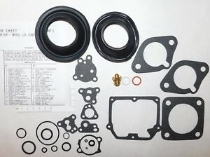 175cd Cdse Zenith Stromberg Carburetor Repair Rebuild Kit 1b Lotus Triump Volvo