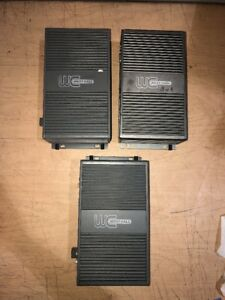 Lot Of 3 West call Ipc3 Nurse Call Systems
