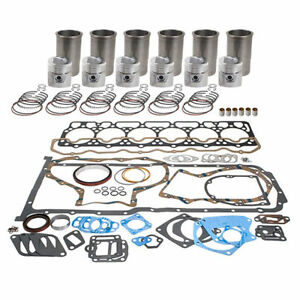 Bekw1311 lcb For White Oliver Tractor Basic Overhaul Kit 1600 1650 1655