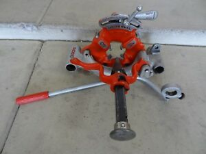 Ridgid 300 Pipe Threader Carriage With Reamer 811 Die Head T2