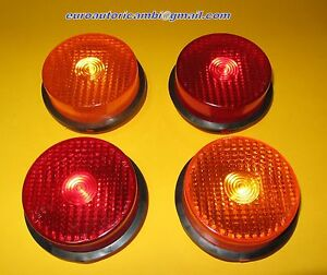 Ferrari 206 246 Dino Gt Gts 365 Gtb 4 Bb Daytona Rear Light Lenses Lamps Carello