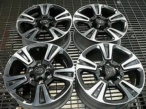 17 Tacoma Wheels Factory take off s Oem Toyota Local Pickup Only