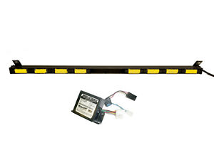 Whelen Traffic Advisor Tir3 Super 8 Led 43 5 Light Bar Sctarml6 Remote Driver