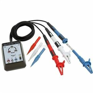 Phase Rotation Tester Test Leads With Fused Kyoritsu 8031f 110 600v Ac Cg