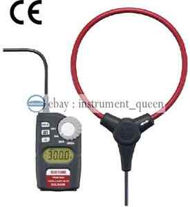 Aca Clamp Meter With Flexible Ct Clamp Meters ac true Rms Sanwa Dcl3000r