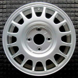 Acura Legend Painted 15 Inch Oem Wheel 1986 1987 42700sd4963
