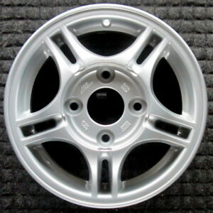 Hyundai Accent Other 13 Inch Oem Wheel 1998 1999 5291022850
