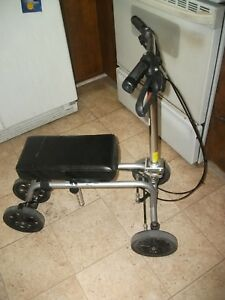 Free Spirit P4000 Knee And Leg Walker Essential Medical Supply Scooter