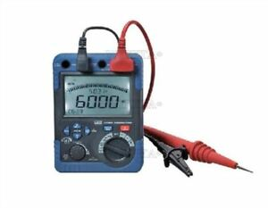 All New Electrical Tester high Voltage Insulation Tester Dt 6605