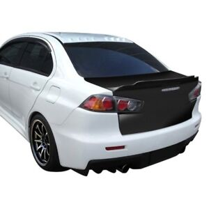 For Mitsubishi Lancer 08 17 Carbon Creations Gt Concept Style Carbon Fiber Trunk