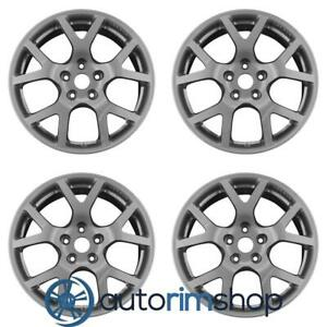 Nissan Altima Se R 2005 2006 18 Factory Oem Forged Wheels Rims Set