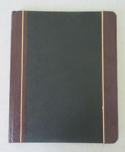Vintage Unused S149 Shaw s Account Ledger Visitors Book Or Journal 150 Pages